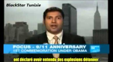 11 Septembre 2001 – Preuves acablantes